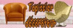 Entreprise artisanale 56 Tapissier décorateur Tapissier siege, couture d'ameublement